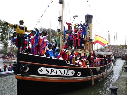 Sinterklaas in Middenmeer